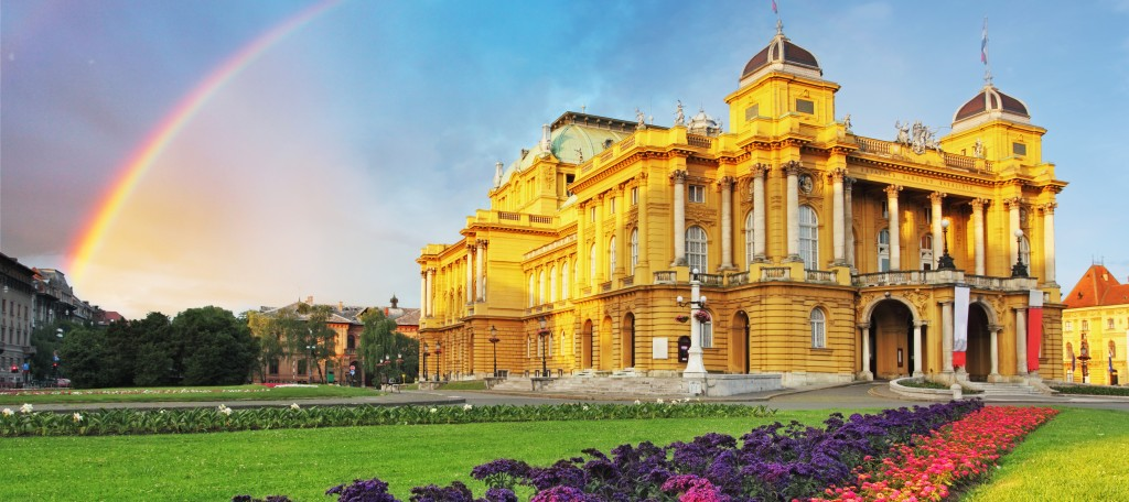 Zagreb-theatre