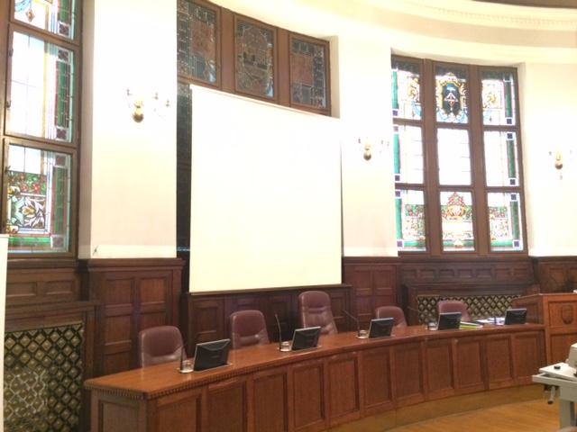 Hrvatska gospodarska komora (Croatian Chamber of Economy) - interior – 01