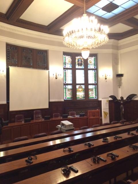 Hrvatska gospodarska komora (Croatian Chamber of Economy) - interior – 04