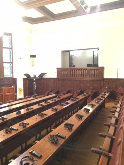 Hrvatska gospodarska komora (Croatian Chamber of Economy) - interior – 05